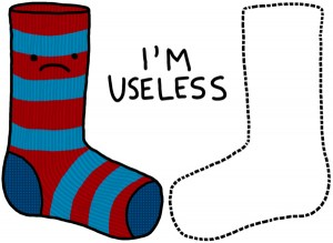 im useless