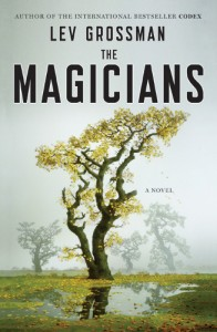 The Magicians book cover
