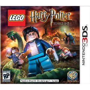LEGO Harry Potter Years 5-7 3DS