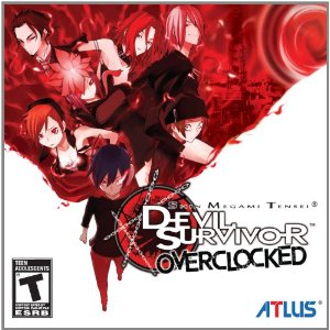 SMT Devil Survivor Overclocked 3DS